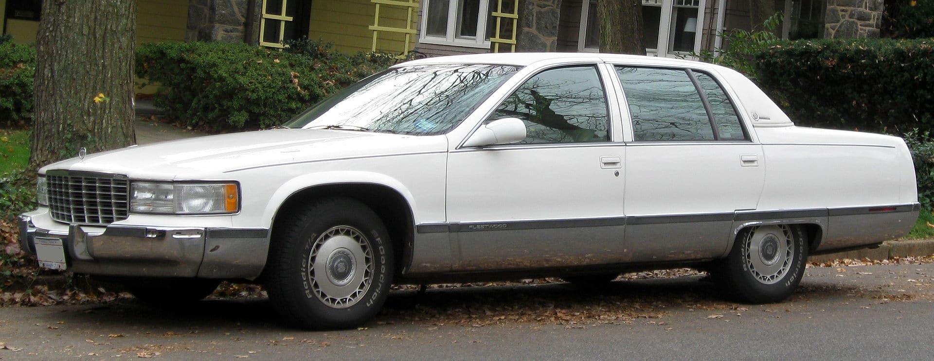 Cadillac Fleetwood auto glass repair phoenix