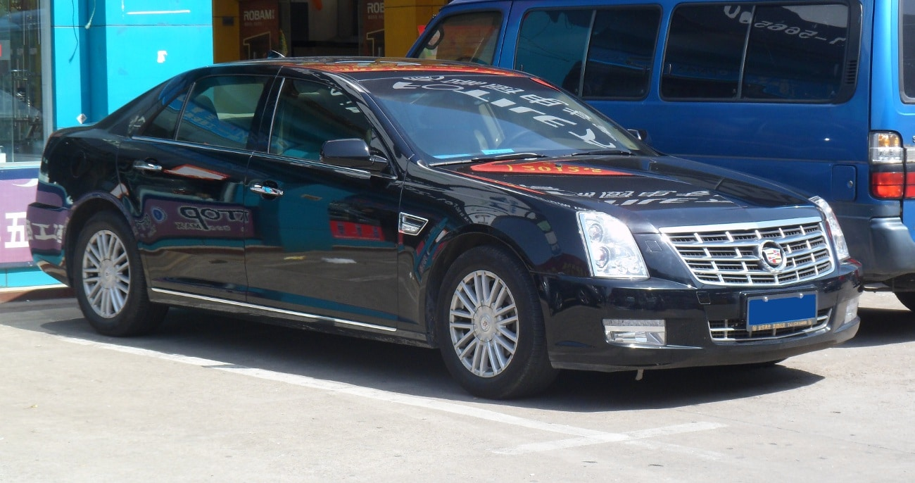 Cadillac STS Auto Glass Repair in Phoenix