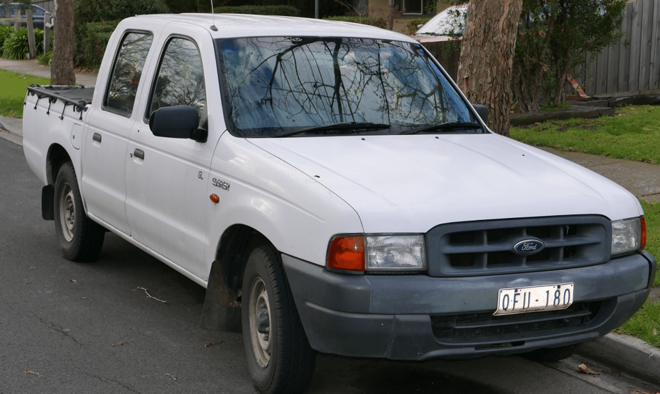 Ford Courier Windshield Repair and Replacement