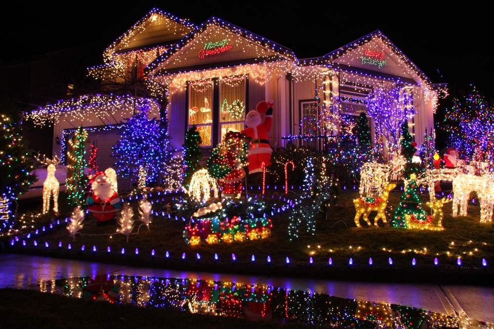 Top Holiday Christmas Light Shows in Phoenix for 2018
