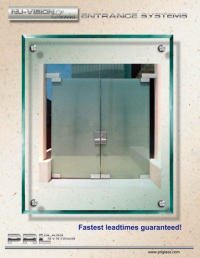 GLASS ENTRANCE SYSTEM