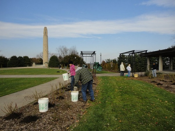 Winterizing A Garden Workshop 2010 – 11