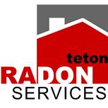 teton radon services logo