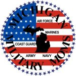 Michigan Military Moms logo