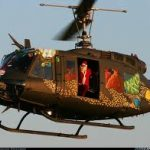 Xmas helicopter