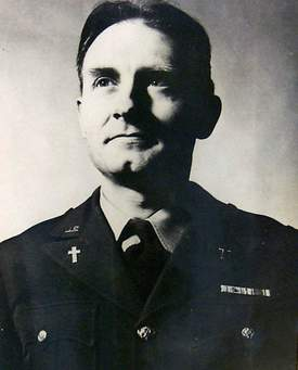 """SERVANT OF GOD"" Fr. Emil Kapaun, US Army Medal of Honor Recipient"