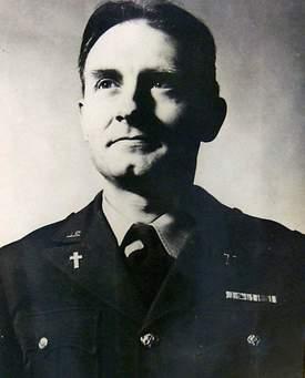 """SERVANT OF GOD"" Fr. Emil Kapaun, US Army Medal of Honor Recipient"