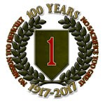 """1st Infantry Division """"Big Red One"""" 100th Anniversary"""