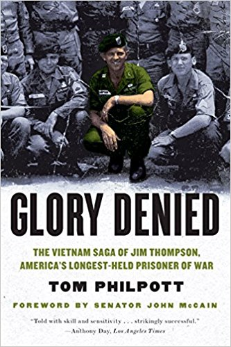 Glory Denied, a Gripping Personal Story of a Vietnam War POW