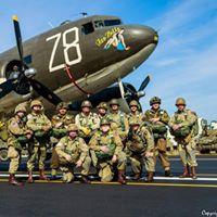 USA Round Canopy Parachute Team