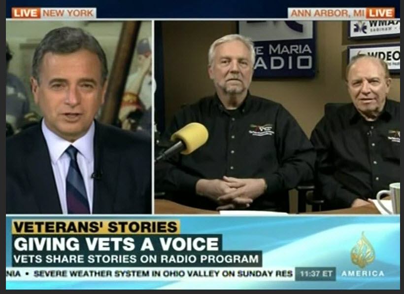 Aljazeera Spotlight November 2013 at Ave Maria Radio