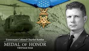 MEdal of Honor Charles Kettles Vietnam Army