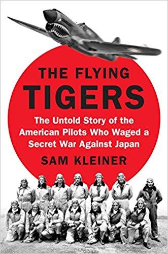 The Flying Tigers, American Pilots Secret War Against Japan