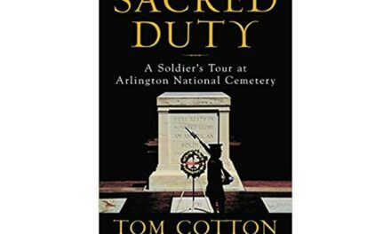"Sen. Tom Cotton Arlington's ""Old Guard"""