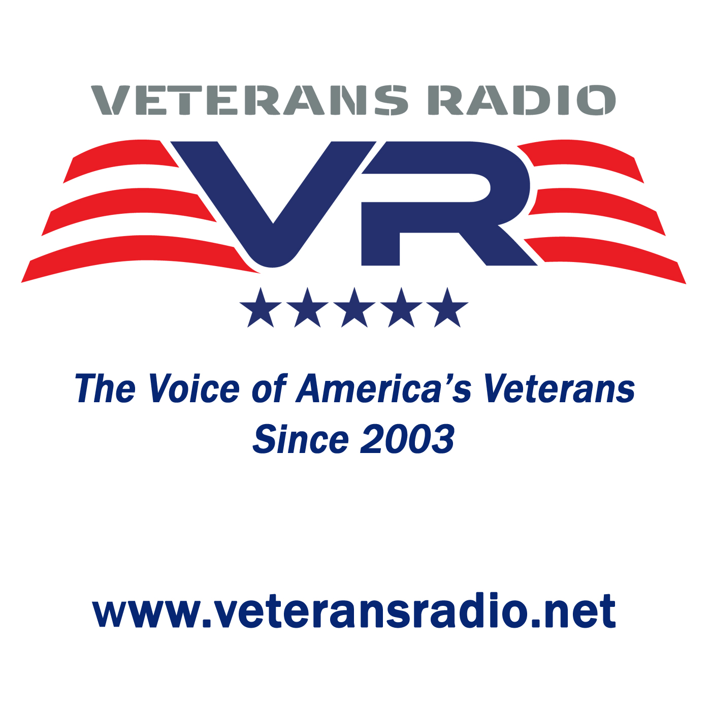 Veterans Radio, The Voice of America's Veterans since 2003