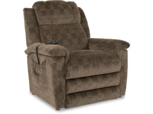 Clayton Luxury-Lift Power Recliner With Heat