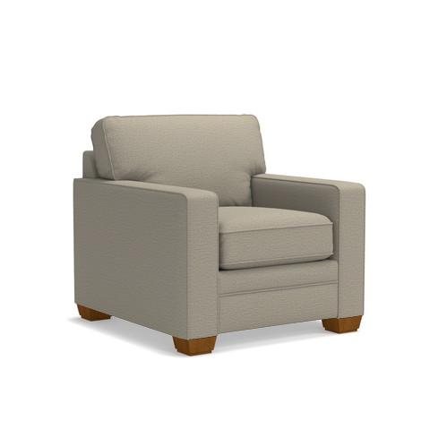 Meyer La Z Boy Premier Stationary Chair Furniture