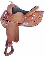 Action Western, Saddles, Reining
