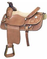 Action Roping Saddles