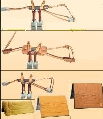 Pack Equipment & Scabbards