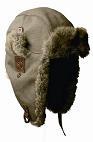 Kakadu Unisex Fur Lined Hats