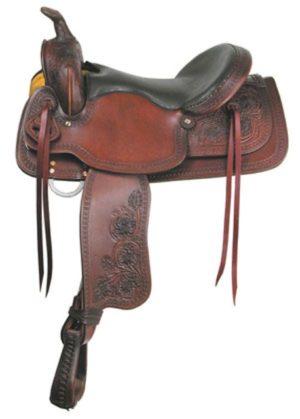 Trail and Pleasure Saddles