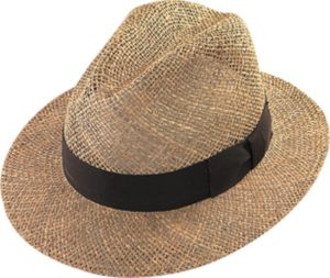 No. 3100-73Panama Safari Seagrass Straw Hat