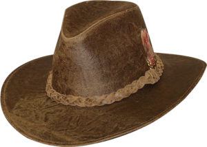 No. 0234-50Dude Crunch Cowhide, Brown