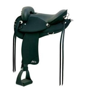 "Abetta No 20542Arabian Comfort Trail Saddle, 16"" 17"""