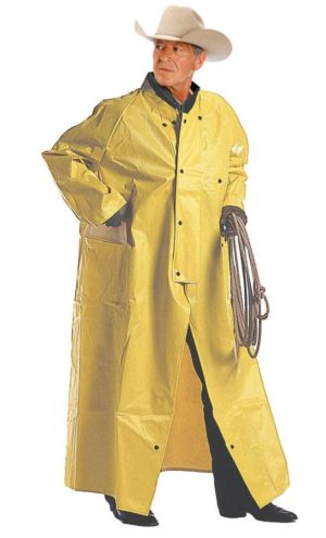 No. 10-142Full Length Rain Slicker