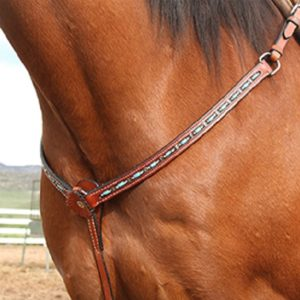 No. 7-5106Turquesa Breast Collar