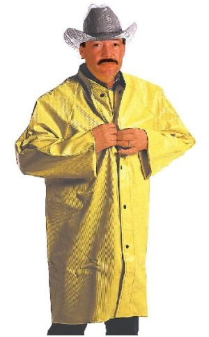 No. 10-1373/4 Length Rain Slicker