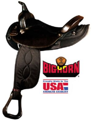 Big Horn No. 265-16, 264-16Cordura Nylon Oregon Round Skirt