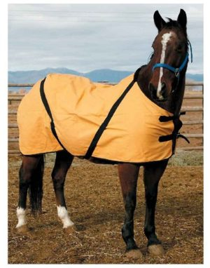 """No. 18-20Canvak Turnout Blanket. 68"""", 72"""", 76"""" & 80"""""""
