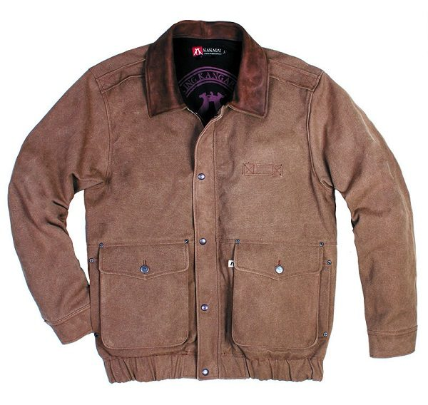 No. C11MB27Aviator Bomber Jacket, In Tobacco