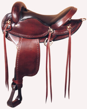 Big Horn A00805-16FLEX TREE ENDURANCE SADDLE