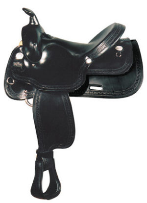 Big Horn A01670-16 & A01671-17GAITED HORSE SADDLE FLEX TREE