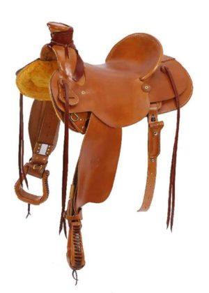 No. 0-5290,  0-290,  0-7290The Northwest Buckaroo Saddle