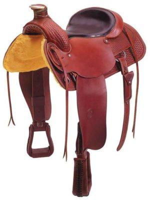 """No. 0-5149,  0-149, 0-7149Eldorado Roper Saddle, 15,16,17"""""""