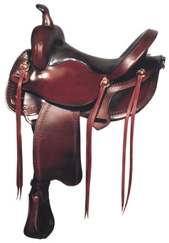 Big Horn A01690-16 & A01691-17EVOLUTION TRAIL SADDLE