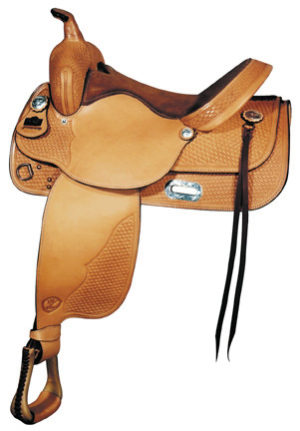 Big Horn A01569-15 & A01669-16PLEASURE or TRAIL SADDLE