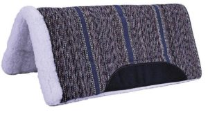 No. 19-11OLD-STYLE BLANKET TOP SADDLE PAD
