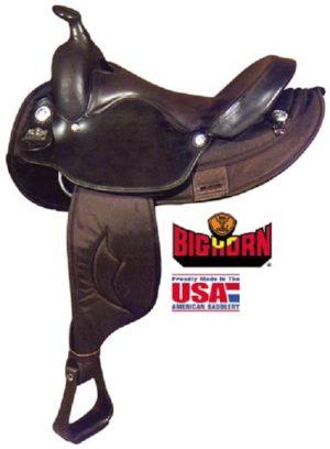 Big Horn No. A00115-15.5 & A00116-15.5ARABIAN SADDLE