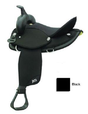 "No. 20501FAbetta Nylon Saddle, QH Flex Bars, 14"" - 17"" Seats"