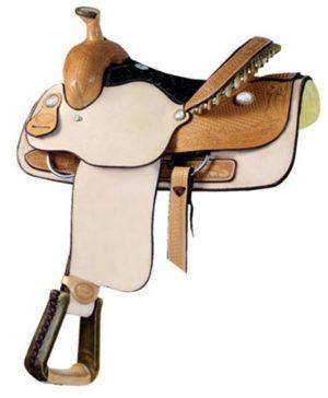 "No 291786Dalhart Roper Ladies Saddle. Billy Cook.14"""