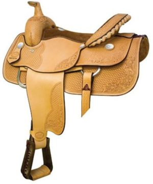 No. 291644Post Roper Saddle. by Billy Cook. 16 Inch Seat