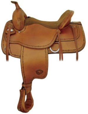 "No. 292TF518Montrose Flex Trail Saddle by Tex Tan 16"" 17"""
