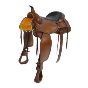 No 100-5336, 6336The Oregon Trail Saddle