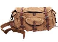 No. 5L2816Kakadu Shoulder Bag, 18oz Canvas
