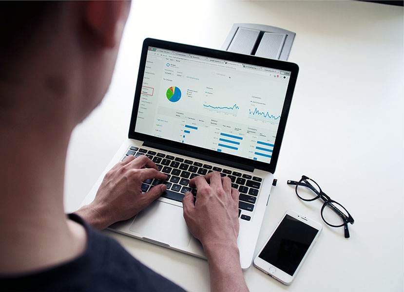 google analytics target audience web sense development Wellington